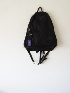 THE NORTH FACE ザ ノースフェイス Purple Label NN7656N Original Medium Day Pack BLK